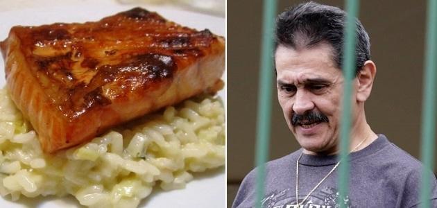 roberto jefferson dieta salmão defumado