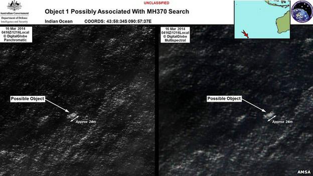 avião desaparecido austrália malásia