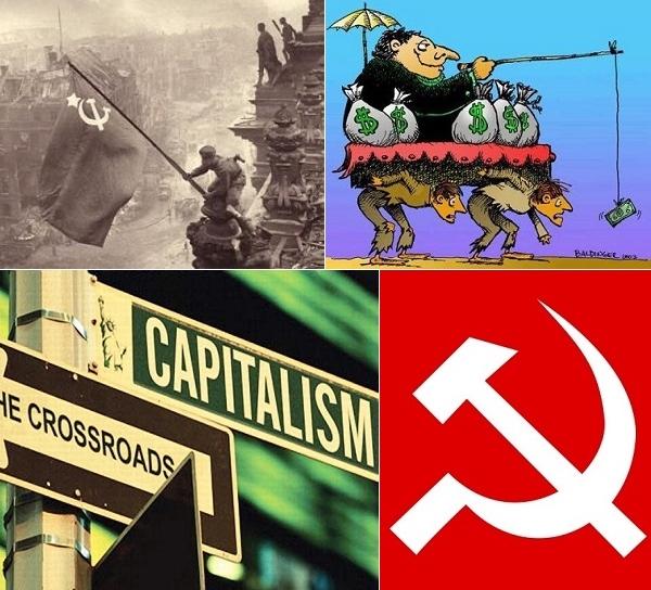 7 erros comunismo capitalismo
