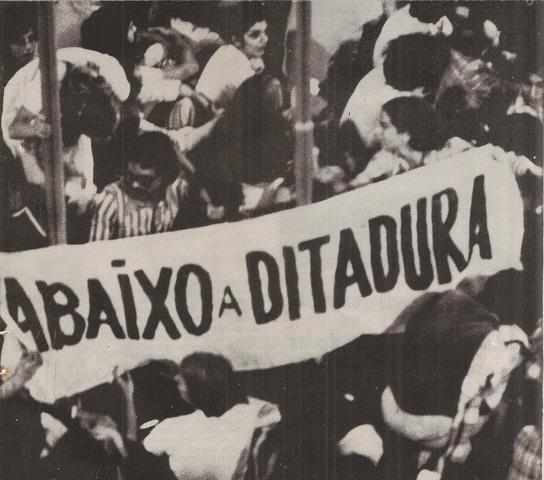 saudade da ditadura militar brasil