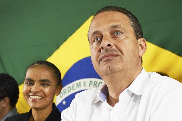 eduardo campos marina silva eleições 2014