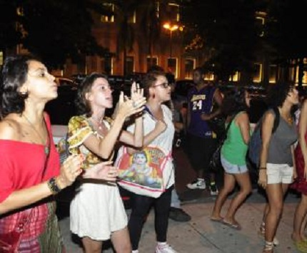 estudantes atacadas neonazistas uff