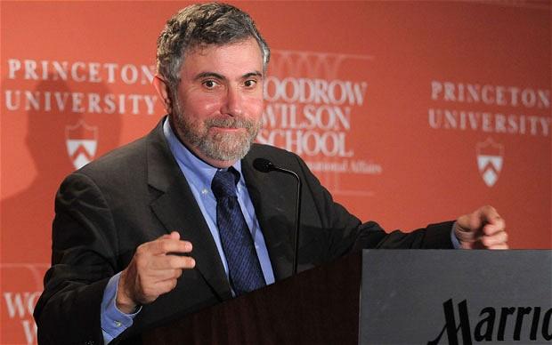paul krugman brasil seminário