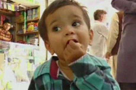 bebê assassinato paquistão
