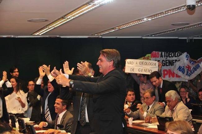bolsonaro feliciano aprovação PNE