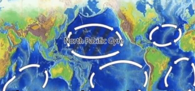 mapa oceano avião desaparecido