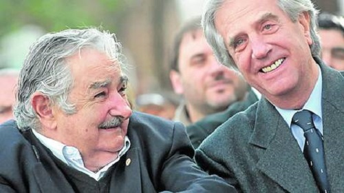 mujica uruguai tabaré vásquez