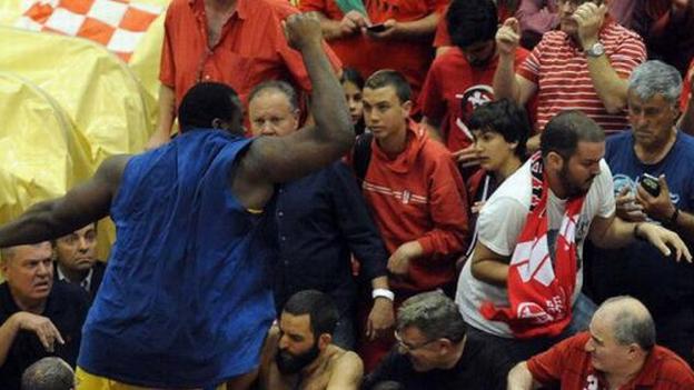 racismo basquete israel