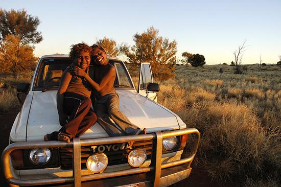 crianças aborígenes austrália