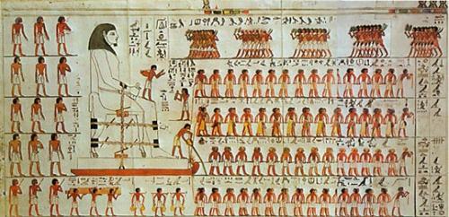 piramide egito segredo revelado escravos