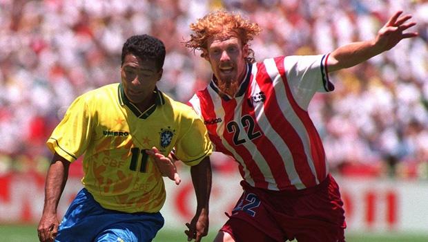 alexi lalas romário copa 1994