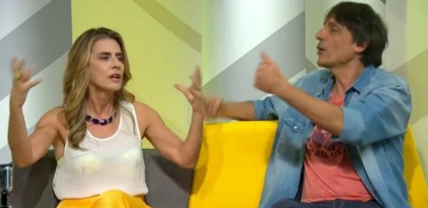 Jornalista do SporTV eduardo bueno bosta nordeste