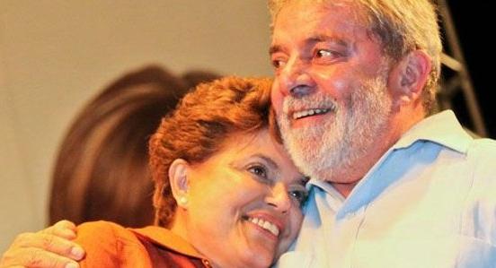 lula dilma eleições 2014