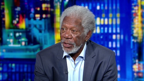 morgan freeman racismo