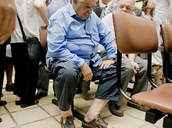 mujica sandálias uruguai