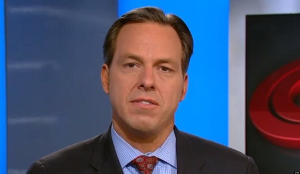 Jake Tapper cnn palestina