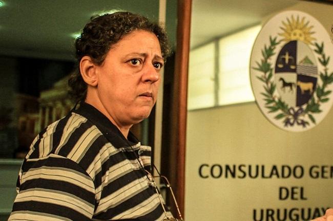 asilo uruguai advogada eloisa samy