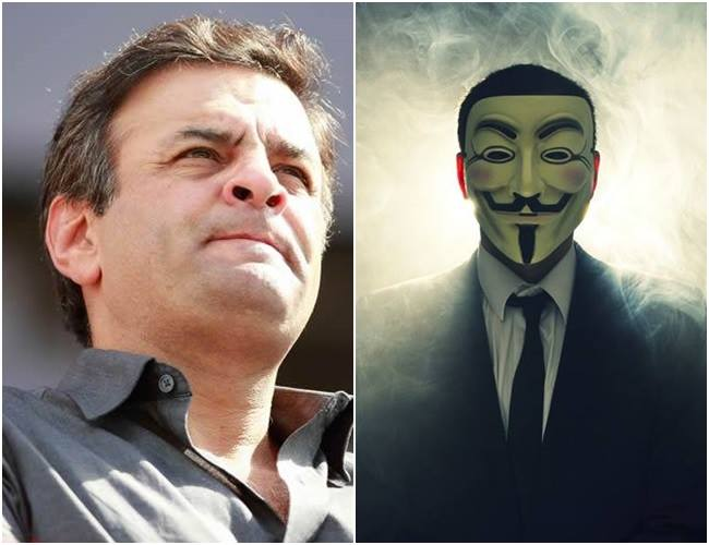anonymous site aécio neves
