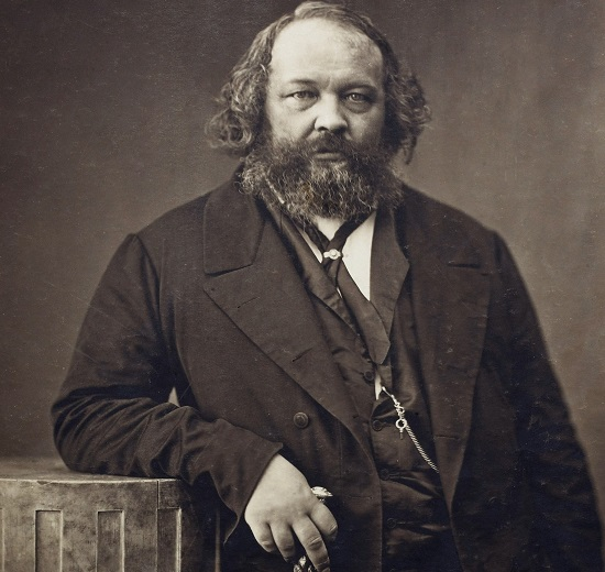 Mikhail Bakunin anarquismo rio de janeiro