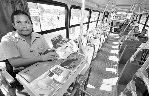 biblioteca ônibus distrito federal