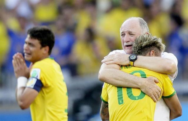 choro seleção chile neymar copa 2014