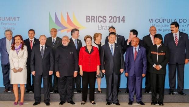dilma brics brasil 2014 américa latina