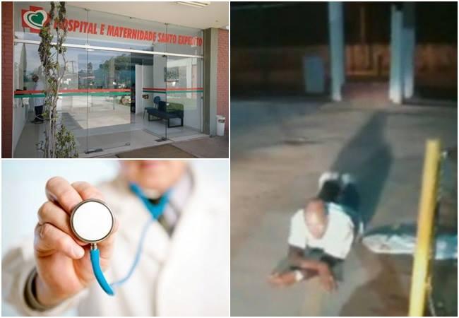 segurança nelson frança hospital santo expedito
