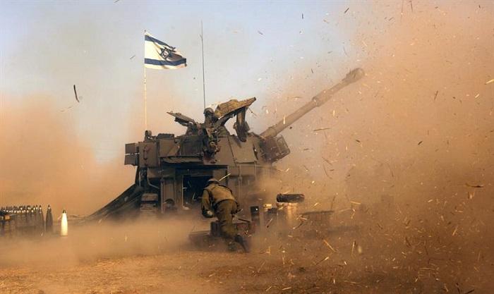 israel gaza palestina guerra