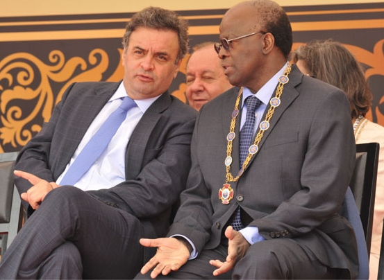 joaquim barbosa aécio neves