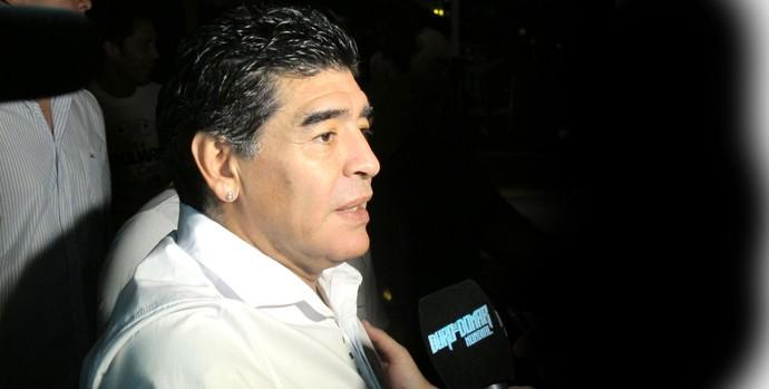 Brasil perdeu em campo Maradona sobre Copa do mundo brasil 2014