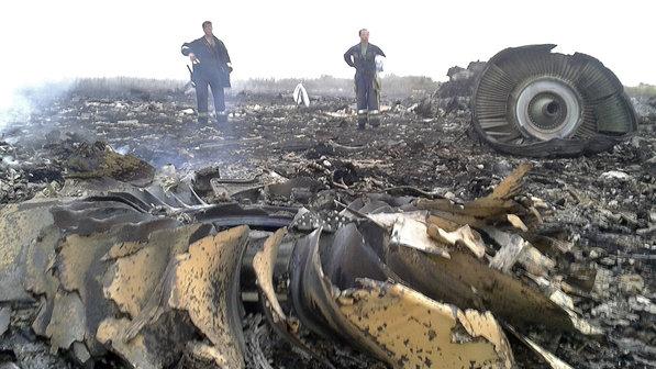 Rússia rebate EUA sobre culpa em queda de avião