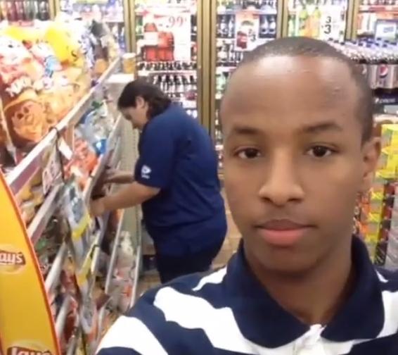 Sorria racismo eua vídeo sendo filmado