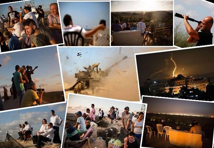 camarote gaza israel sderot