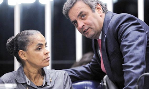 aécio neves marina silva