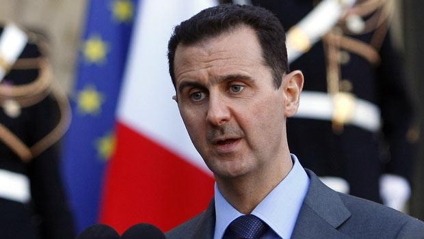 bashar al assad síria eua
