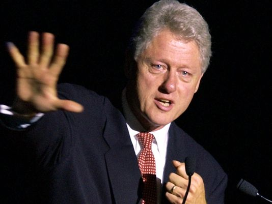 bill clinton bin laden eua