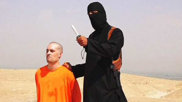 james foley eua carta