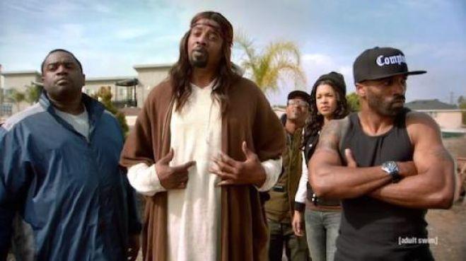 jesus negro seriado