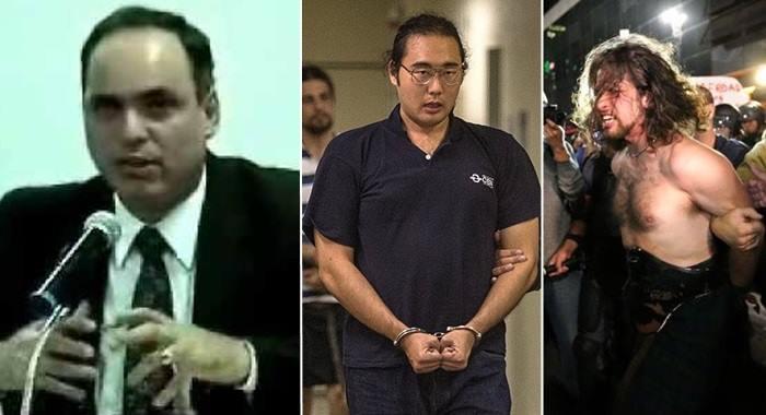 juiz que chamou os ativistas esquerda caviar black blocs