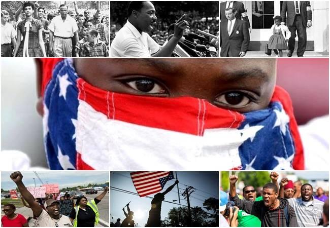 segregação racial racismo eua ferguson