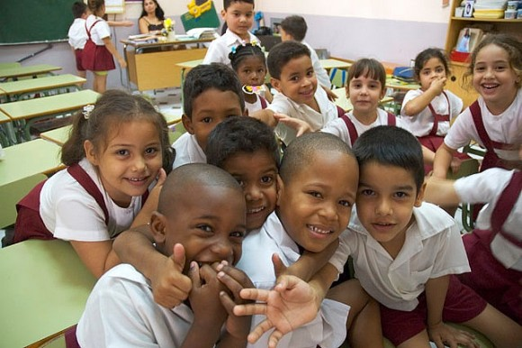 educação cuba