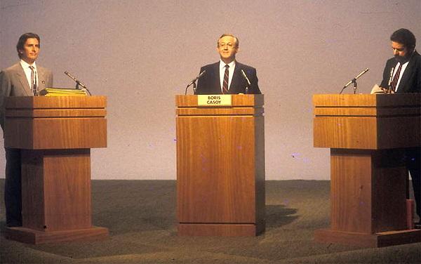 eleições 1989 debate