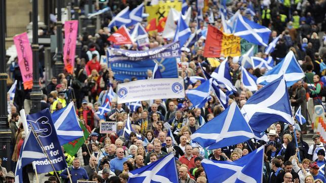 possível independência da Escócia reino unido