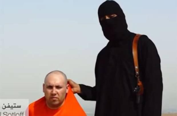 jornalista decapitado eua Steven Sotloff