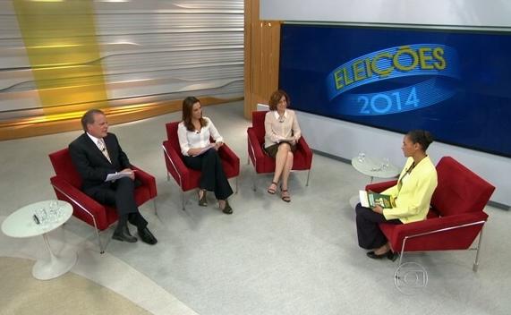 entrevista marina bom dia brasil