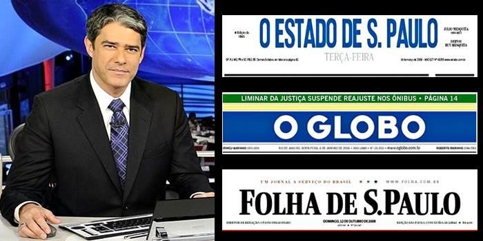 mídia escondeu bonner globo folha estadão redução da fome e da pobreza