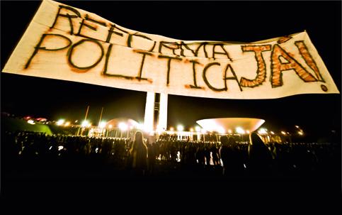 reforma política brasil 2014