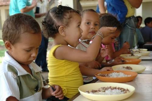 Brasil é o país combate fome reduziu a fome no mundo
