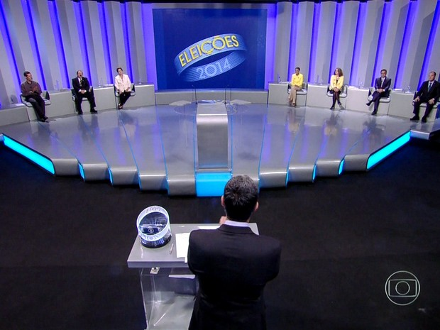 debate bonner globo presidente