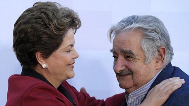 mujica dilma eleições 2014 presidente